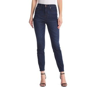 MADEWELL Curvy High-Rise Skinny Jean